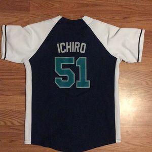 """Special Mariners Jersey """"Ichiro Suzuki"""""""
